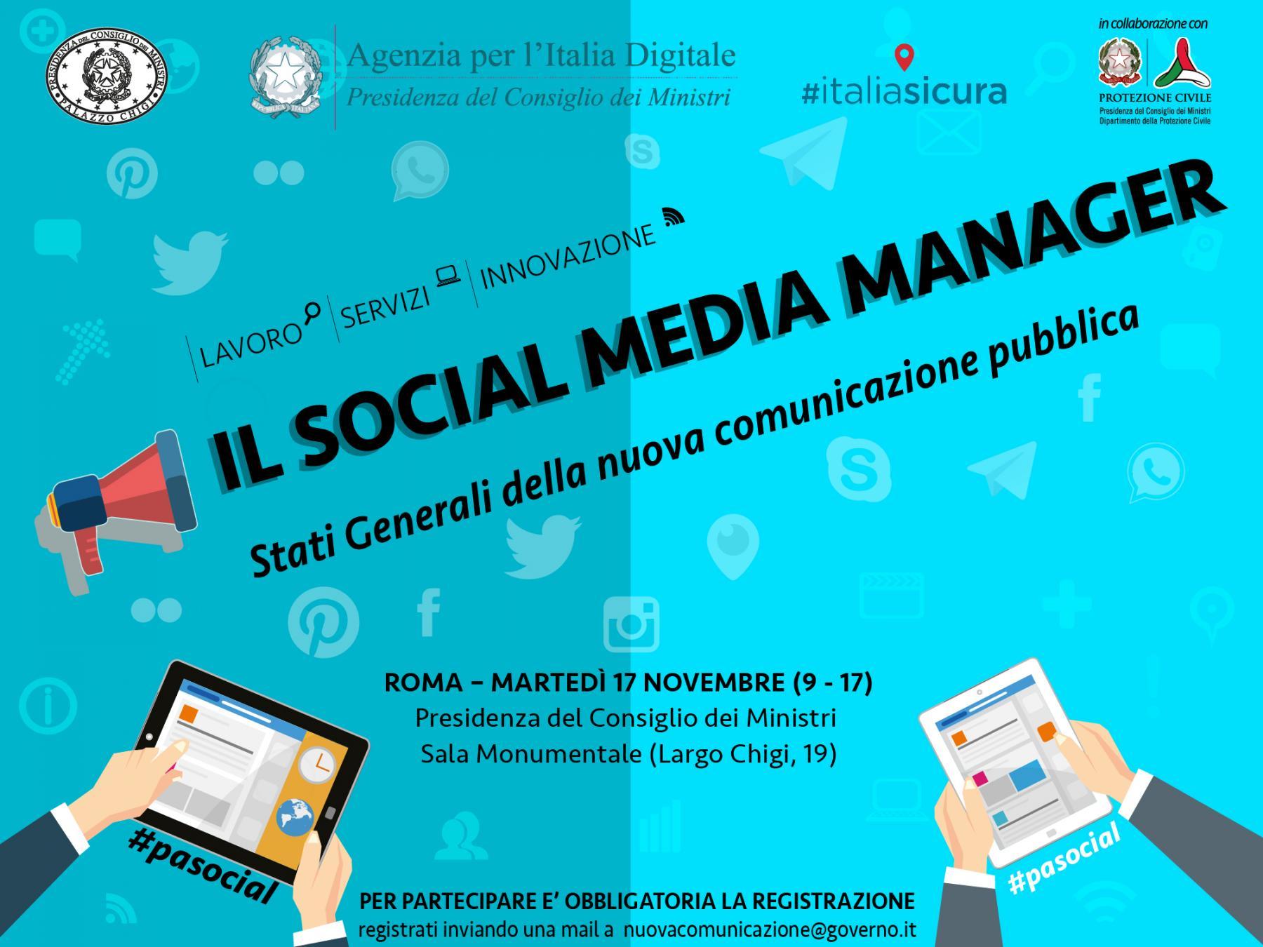 stati generali della nuova comunicazione pubblica roma 2015