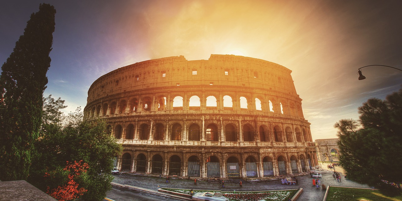 Account twitter colosseo bot