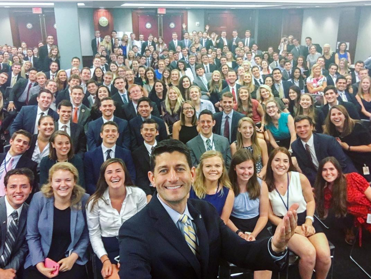 Paul Ryan Speaker congresso instagram